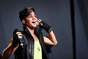 Adam Lambert to play in SA