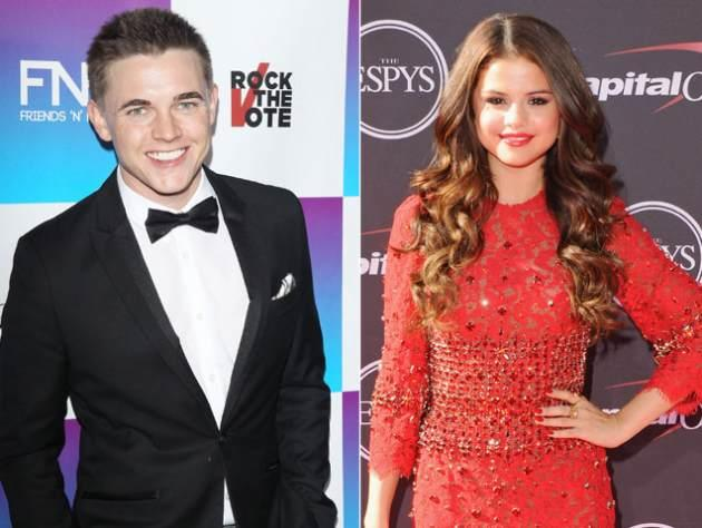 Jesse McCartney / Selena Gomez -- Getty Premium