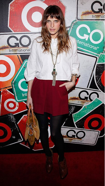 Lake Bell GO Target Evnt