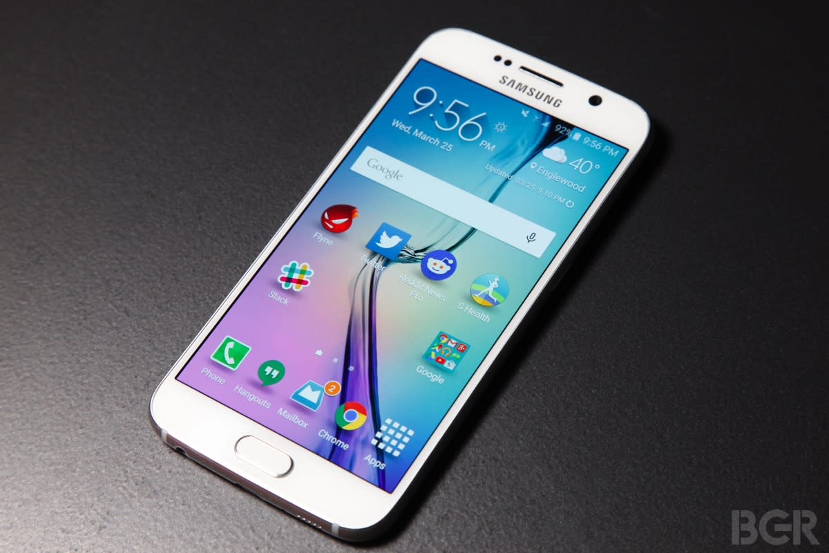 10 things the Galaxy S6 can do that the iPhone 6 can't
