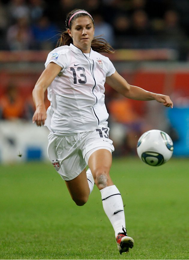 Japan v USA: FIFA Women's World Cup 2011 Final