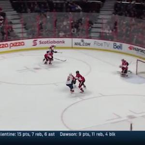 Craig Anderson Save on Jonathan Huberdeau (14:42/2nd)