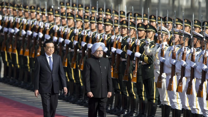 China, India sign border cooperation agreement