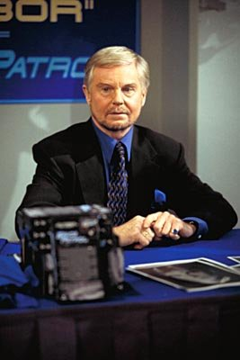 Derek Jacobi as Jackson Hedley