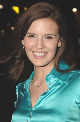 Maggie Grace at the Hollywood premiere of Warner Bros. The Good German