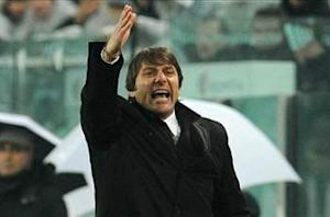 'If we don't play like a team, we won't go anywhere,' says Juve boss Conte