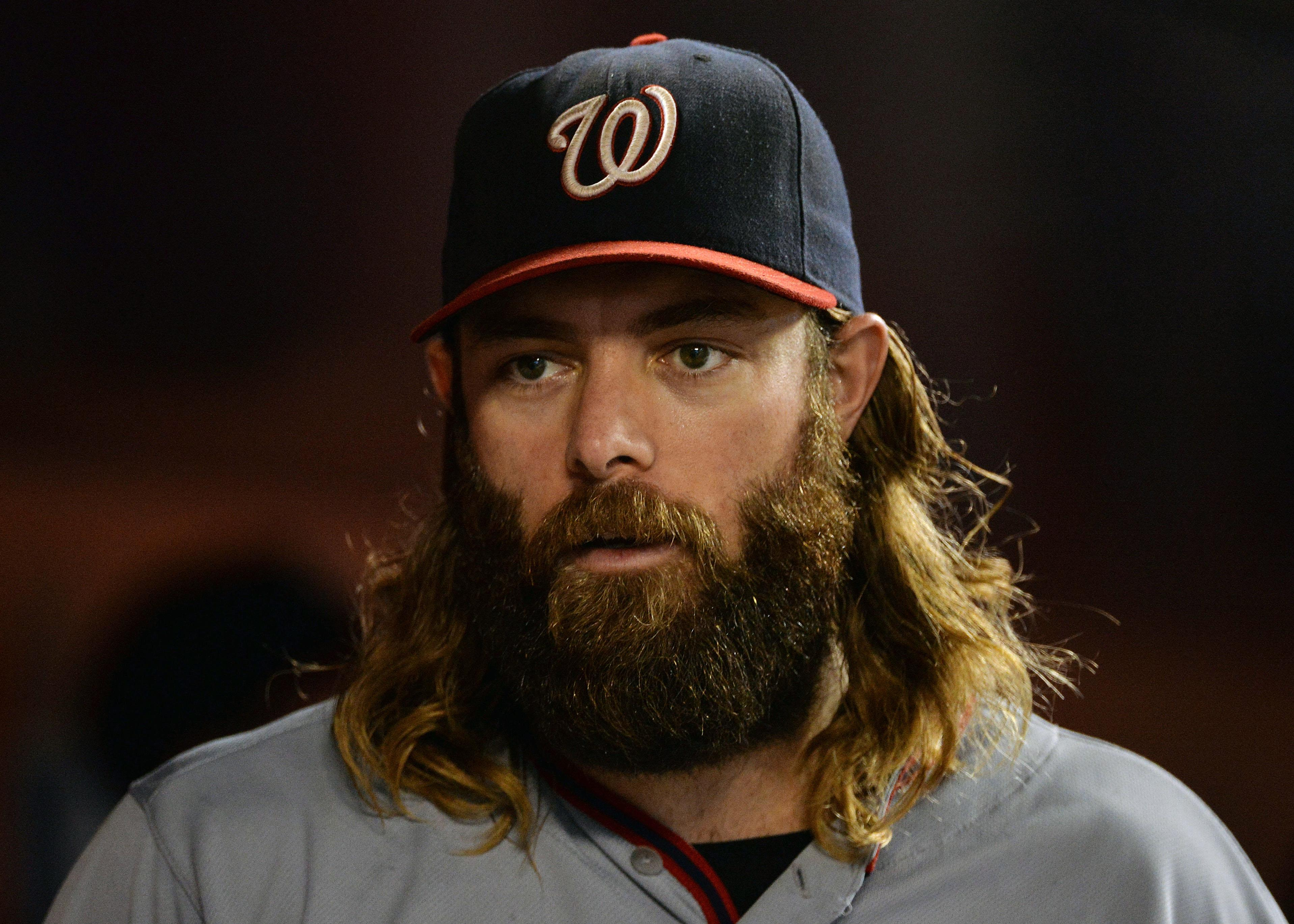 Jayson Werth will serve five days in jail, but only on weekends