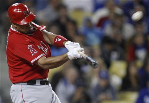 Dodgers beat Angels 4-1 with 3-run sixth