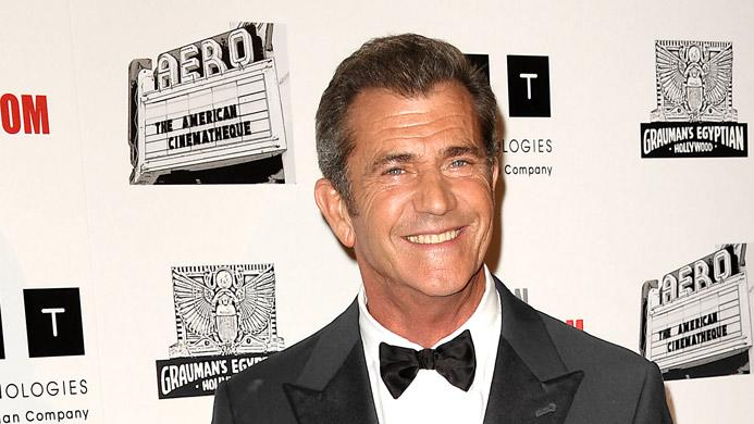 Mel Gibson Robert Downy Jr Receivesth American Cinematheque