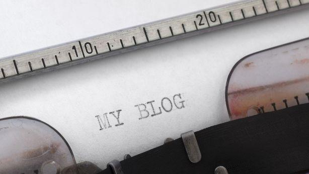 When a Blog Gets Caught in Your Throat