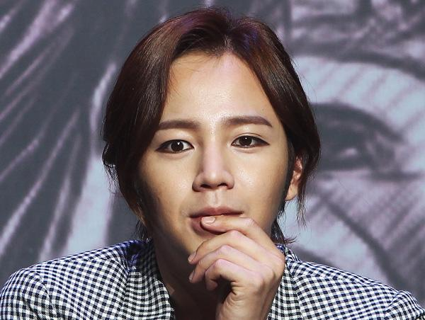 Jang Keun-suk most searched man