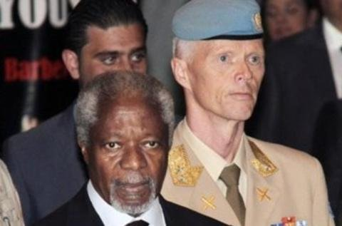 Annan: 'Bold steps' needed for Syria peace