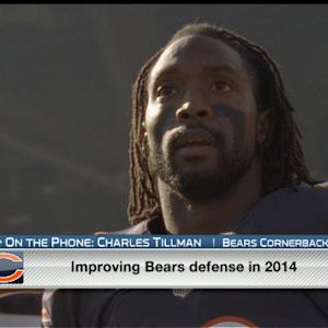 Cornerback Charles Tillman on Chicago Bears: 'It will always be a defensive team'