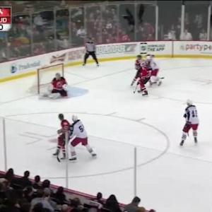 Cory Schneider Save on Fedor Tyutin (12:15/1st)
