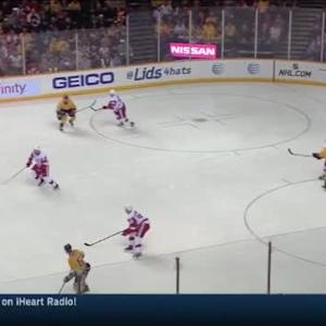 Jonas Gustavsson Save on Shea Weber (04:32/3rd)