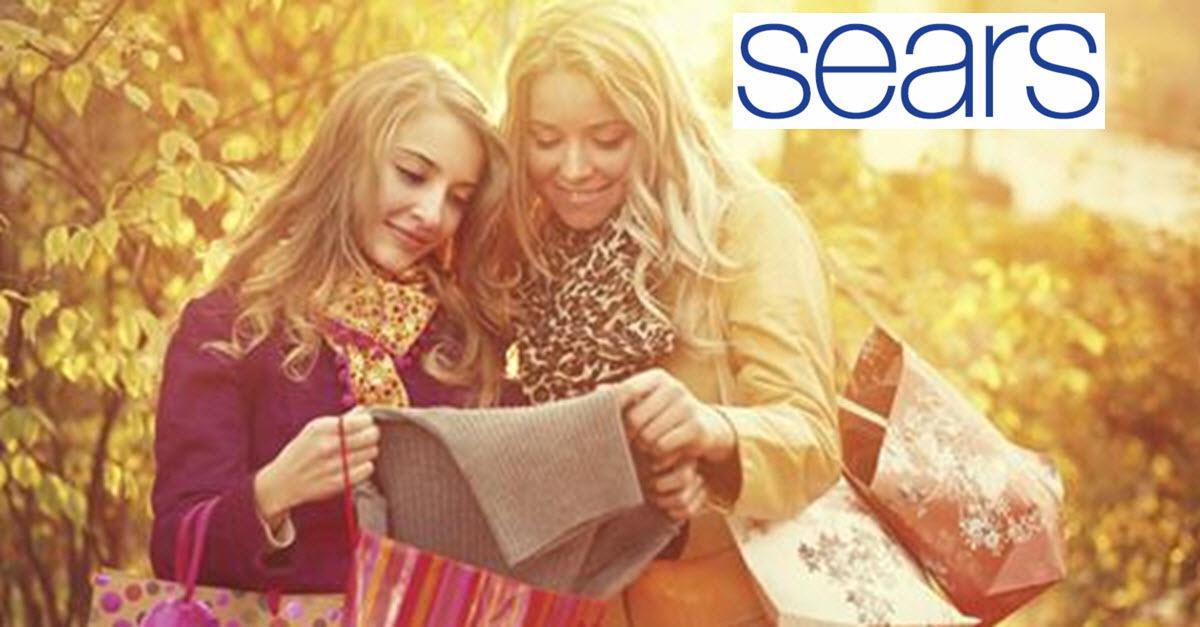 Save Big on Top Brands at Sears® Today