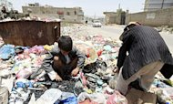 Yemen Food Crisis: 300,000 Kids Are Starving