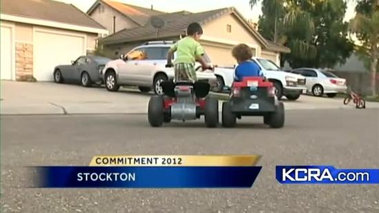 Stockton mayoral candidates face off