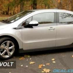 Chevy Volt gets customer satisfaction 'recall' for rear hatch issue