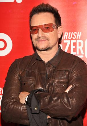 Bono Will Ask Lawmakers to Spare Aid Programs