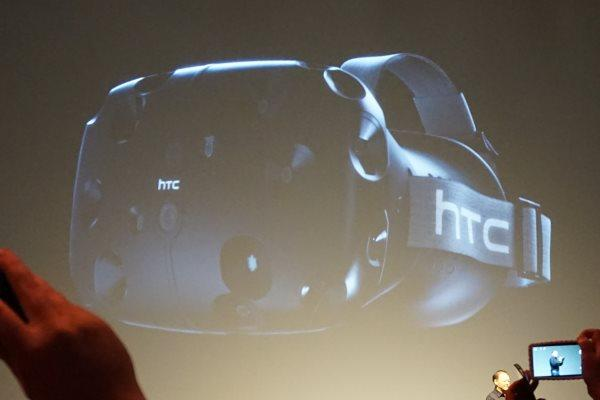 HTC Aims to Take VR Mainstream with Vive Headset