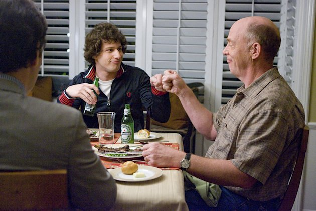 I Love You Man Production Stills 2009 Dreamworks Andy Samberg JK Simmons
