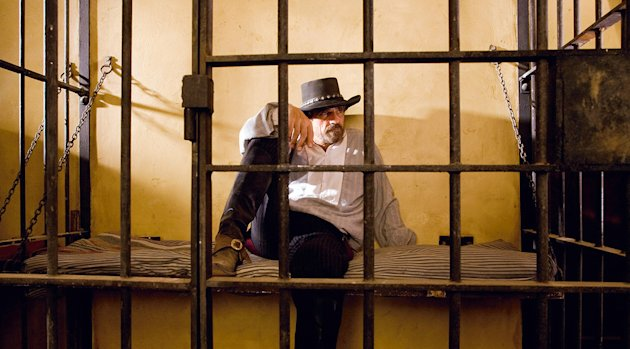 Appaloosa Production Stills New Line Cinema 2008 Jeremy Irons