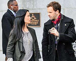 Elementary Boss Tackles Super Bowl Sunday Plan, Moriarty's Entrance, Irene Adler and More