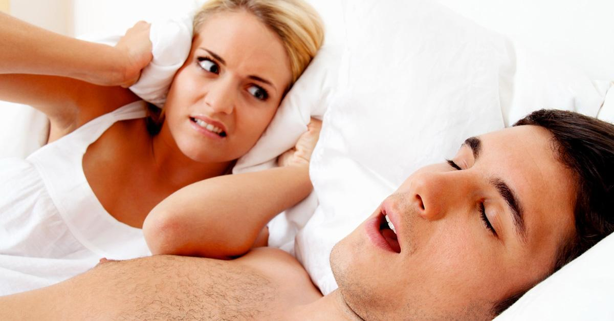Finally, a snoring cure that beats CPAP Masks
