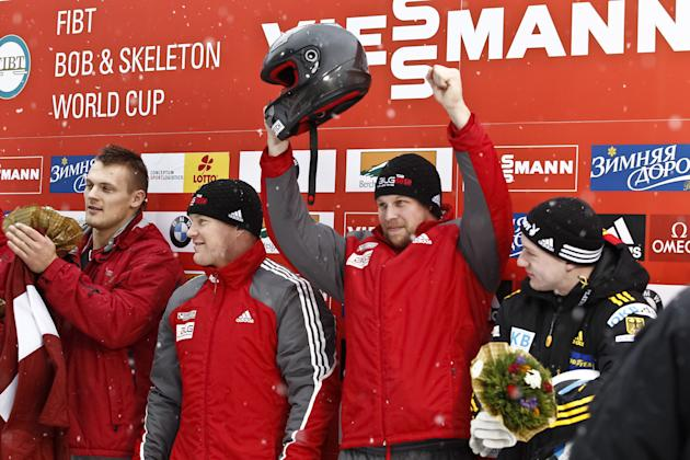 FIBT Bobsleigh & Skeleton World Cup