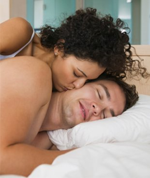 Why do we have sex at night?