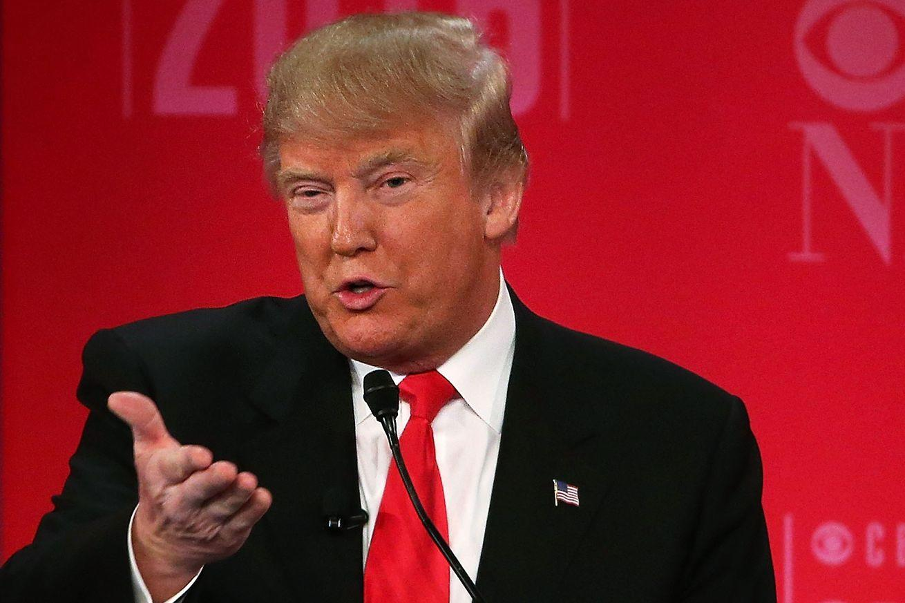 Donald Trump stood up for Planned Parenthood at the Republican debate. Really.