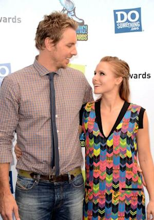 Dax Shepard and Kristen Bell -- Getty Images