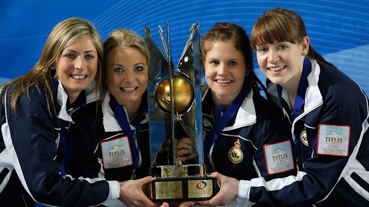 World Women's Curling Championship - Day Nine