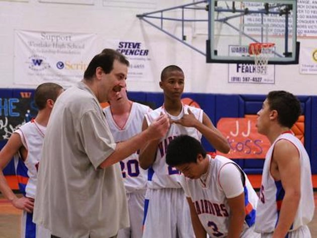 Westlake boys basketball and head coach Rob Bloom — BeRecruited