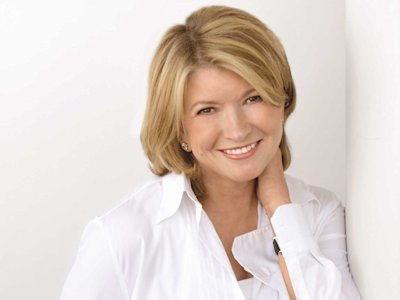 Martha Stewart Headshot