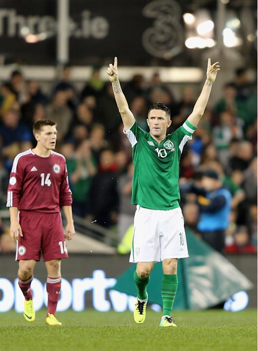 Republic of Ireland v Latvia - International Friendly