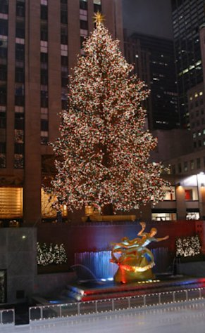 """Christmas in Rockefeller Center'"