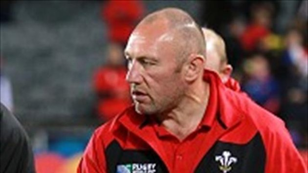 Robin McBryde says Wales will be working on their scrum over the next week