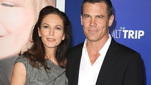 Diane Lane, Josh Brolin Split (ABC News)