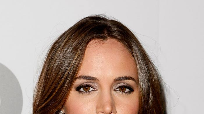 Eliza Dushku arrives at the GQ Men of the Year party held at the Chateau Marmont Hotel on November 18, 2008 in Los Angeles, California.