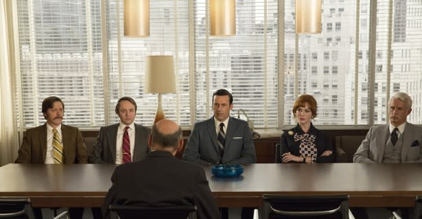 Mad Men : The End of a Dream