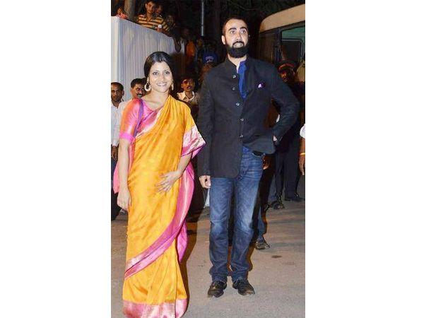 Image courtesy : iDiva.comNames: Haroon Parents: Konkana Sen Sharma and Ranvir Shorey Meaning: Haroon literally translates to hope in Sanskrit. Konakana and Ranvir were inspired by one of Salman Rushd