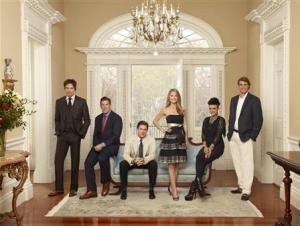 "Handout of the cast of ""Southern Charm"", a new national reality television show on Bravo channel, in Charleston"