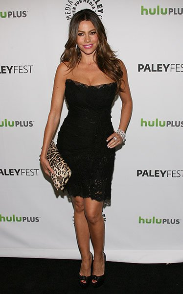 At PaleyFest, March 2012