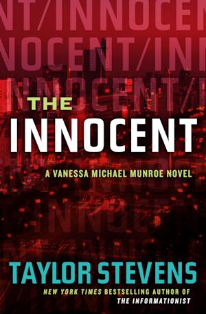 """In this book cover image released by Crown Publishers, """"The Innocent,"""" by Taylor Stevens, is shown. (AP Photo/Crown Publishers)"""