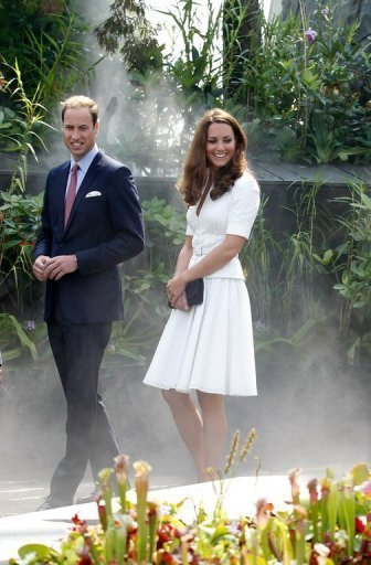 The young royals are touring the globe this year as part of celebrations marking the 60-year reign of Queen Elizabeth II