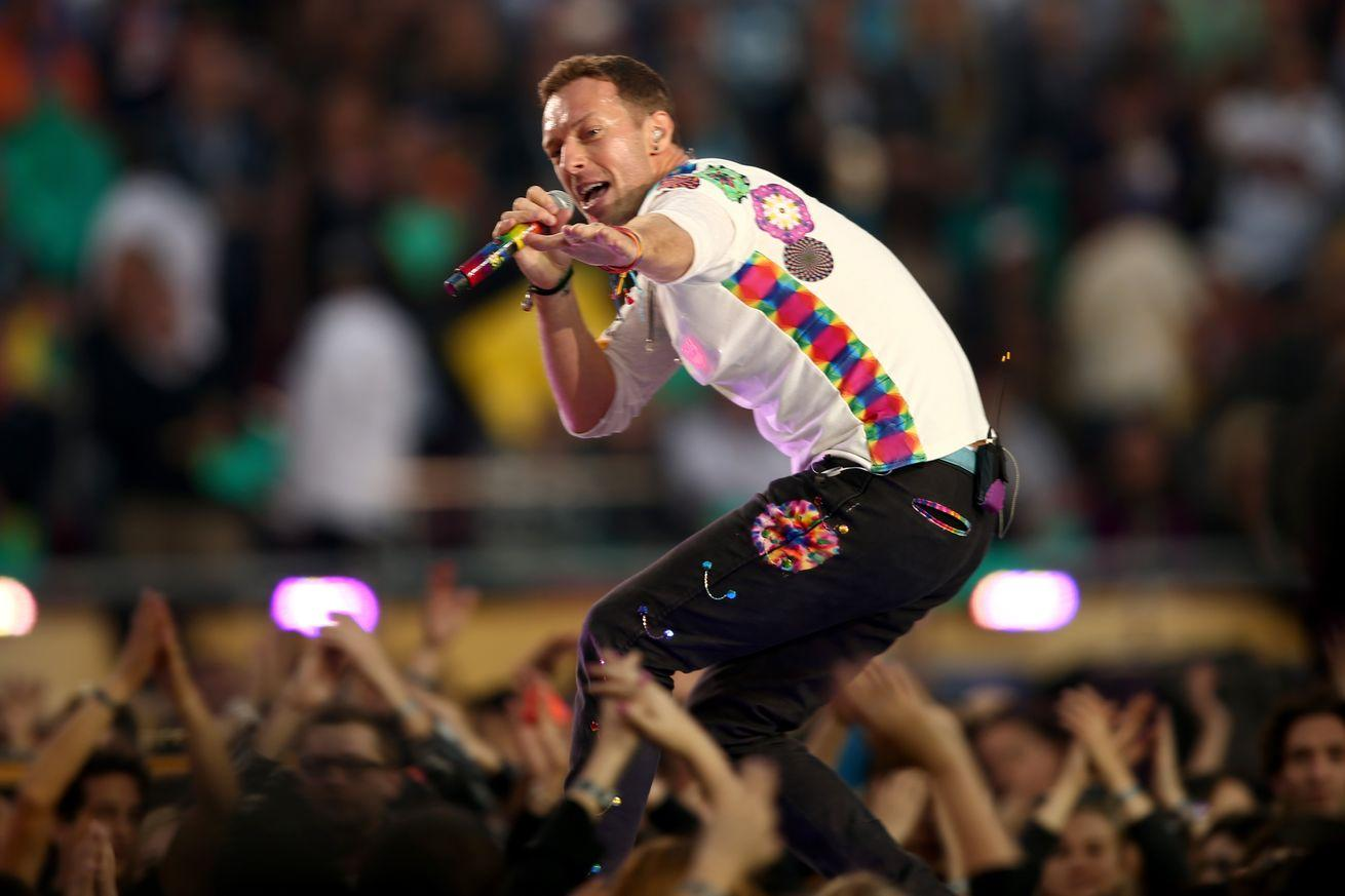 Even Congress is making jokes about Coldplay's Super Bowl performance