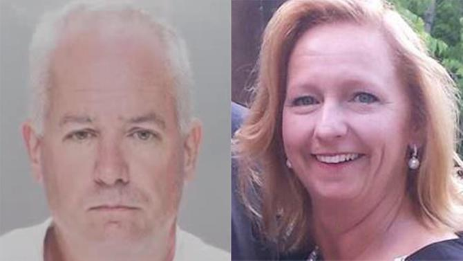 Husband charged with wife's killing in Pennypack Park; funeral today