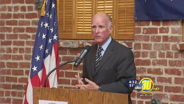 Governor Brown's prostate cancer puts spotlight on men's health